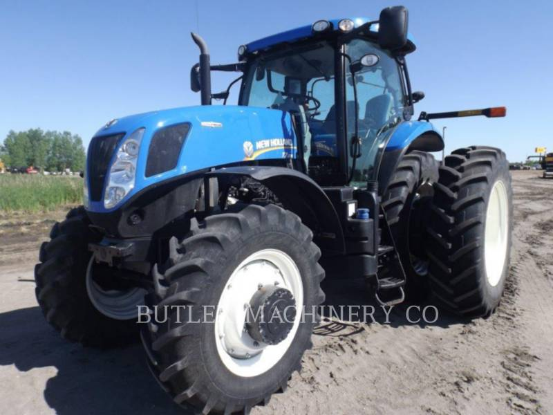 NEW HOLLAND TRACTORES AGRÍCOLAS T7.235 equipment  photo 1