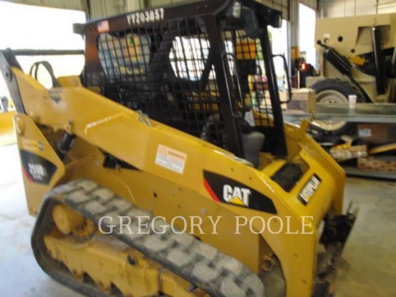 CATERPILLAR PALE CINGOLATE MULTI TERRAIN 259B3 equipment  photo 1