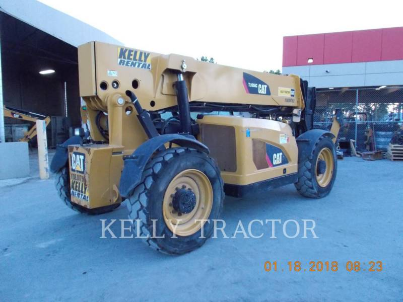 CATERPILLAR テレハンドラ TL1055C equipment  photo 3