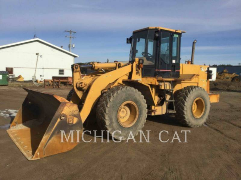 CATERPILLAR PALE GOMMATE/PALE GOMMATE MULTIUSO 938F equipment  photo 2