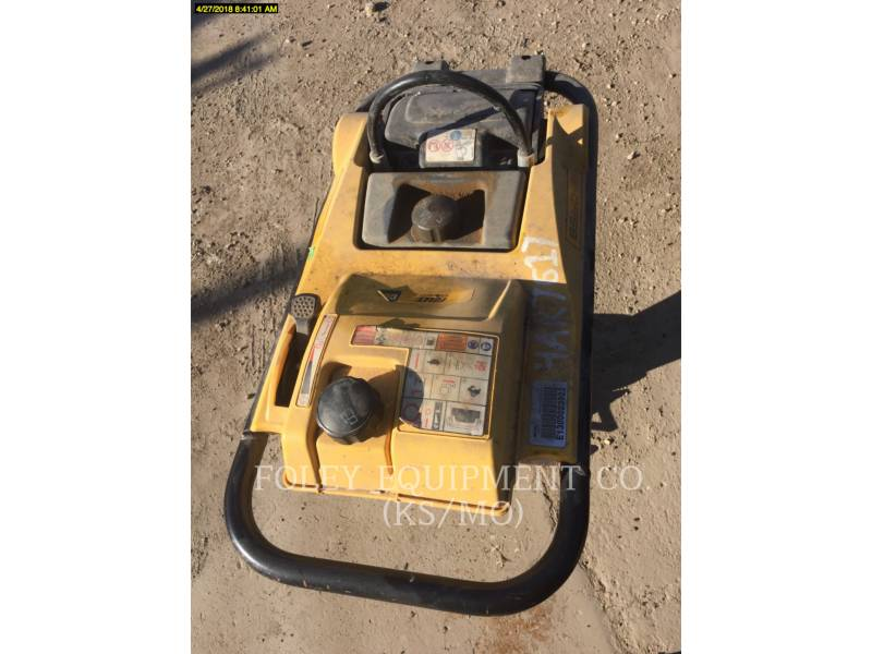 WACKER CORPORATION COMPACTORS BS602I equipment  photo 1