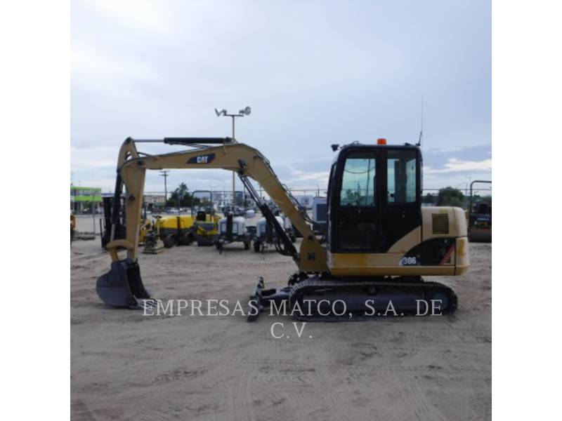 CATERPILLAR TRACK EXCAVATORS 306 equipment  photo 1