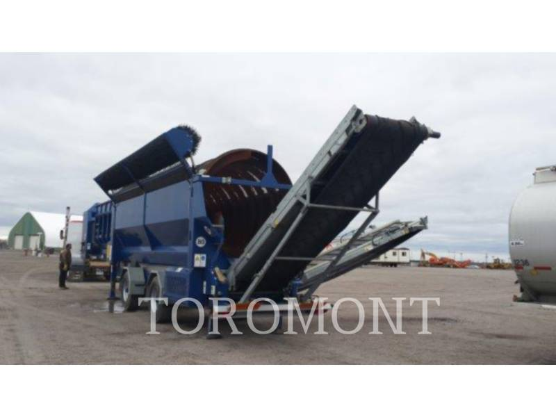 TRACKMOBILE SCREENS T7 TROMMEL equipment  photo 4