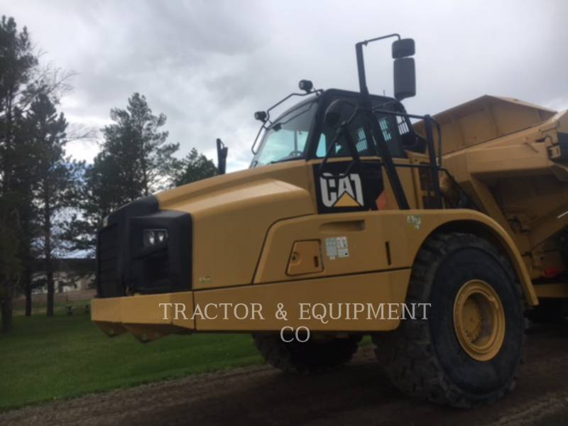 Caterpillar CAMIOANE ARTICULATE 740BEJ equipment  photo 1