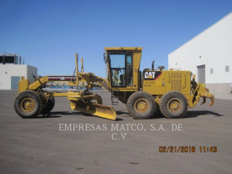 CATERPILLAR MOTORGRADER 12 K equipment  photo 1