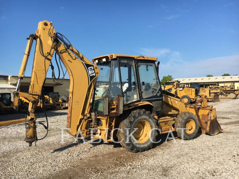 Caterpillar BULDOEXCAVATOARE 416C equipment  photo 2