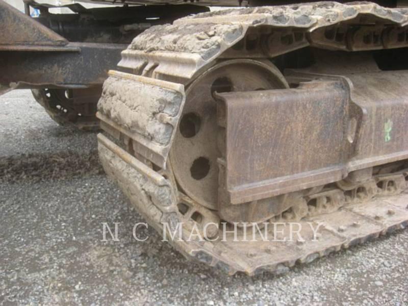 CATERPILLAR TRACK EXCAVATORS 308E CRSB equipment  photo 8