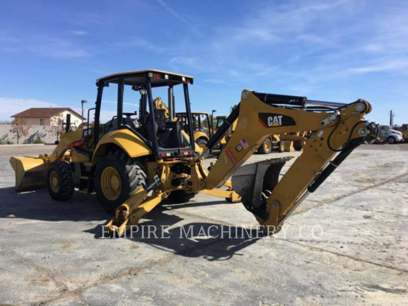 CATERPILLAR BACKHOE LOADERS 420F2 4EO equipment  photo 4