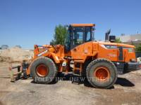 Equipment photo DOOSAN INFRACORE AMERICA CORP. DL250-5 PÁ-CARREGADEIRAS DE RODAS/ PORTA-FERRAMENTAS INTEGRADO 1