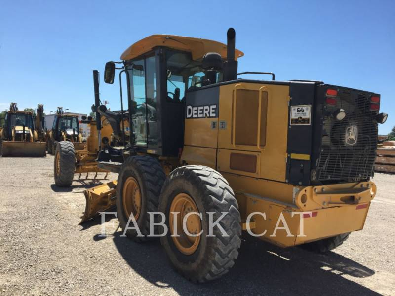 DEERE & CO. MOTOR GRADERS 672G equipment  photo 4