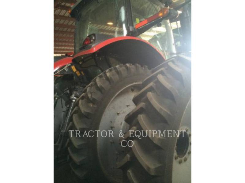 MASSEY FERGUSON TRACTEURS AGRICOLES 8660 equipment  photo 13