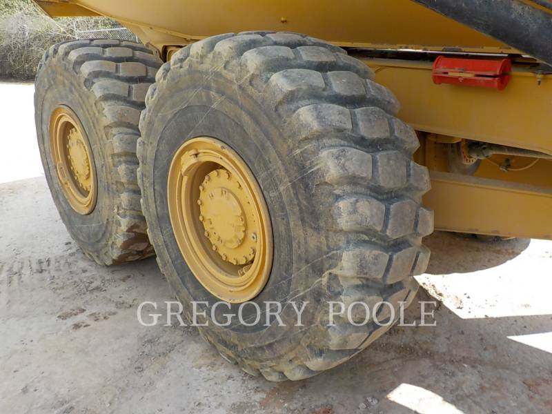 CATERPILLAR DUMPER ARTICOLATI 725C equipment  photo 22