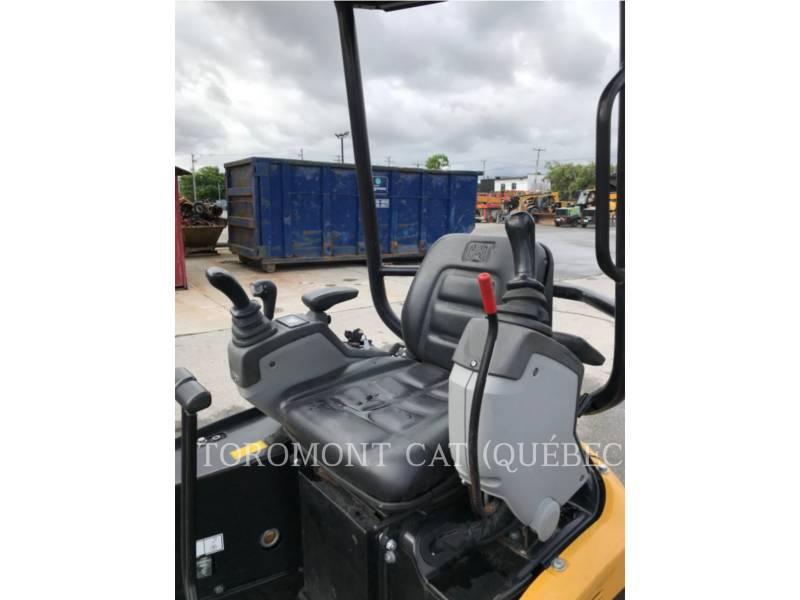 CATERPILLAR TRACK EXCAVATORS 301.7DCR equipment  photo 15