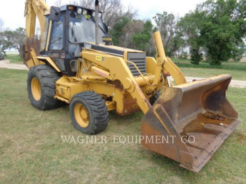 CATERPILLAR RETROEXCAVADORAS CARGADORAS 446B 4WDE equipment  photo 2