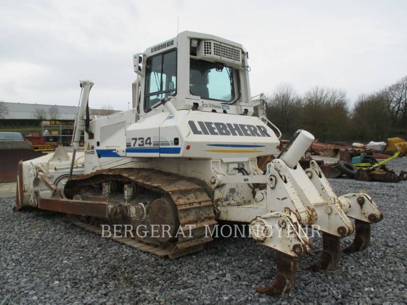 LIEBHERR TRACK TYPE TRACTORS PR734LI equipment  photo 4