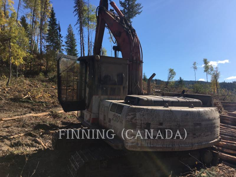 LINK-BELT CONST. FORESTRY - PROCESSOR 210LX equipment  photo 2