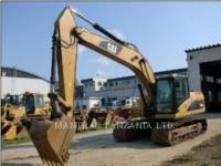 Equipment photo CATERPILLAR 320D RUPSGRAAFMACHINES 1