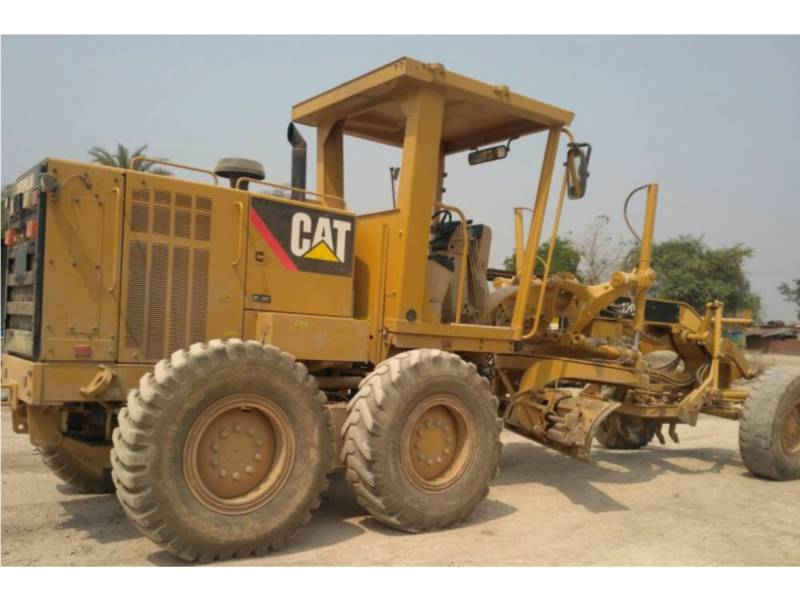 CATERPILLAR RÓWNIARKI SAMOBIEŻNE 120K2 equipment  photo 3