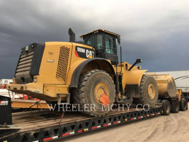 CATERPILLAR WHEEL LOADERS/INTEGRATED TOOLCARRIERS 980M AOC T equipment  photo 5