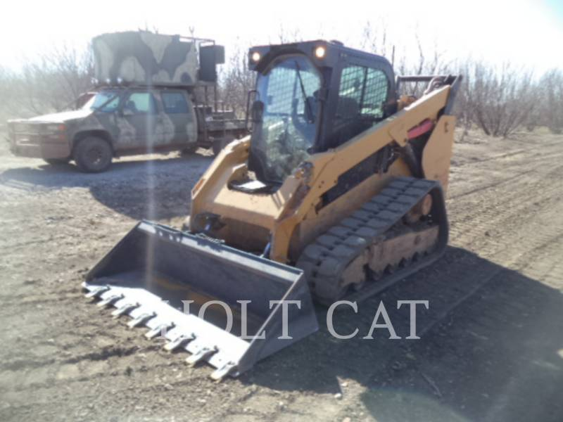 CATERPILLAR MULTI TERRAIN LOADERS 299D XHP equipment  photo 4