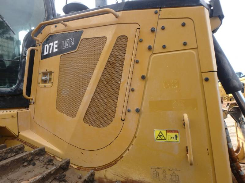 CATERPILLAR TRATTORI CINGOLATI D7ELGP equipment  photo 14