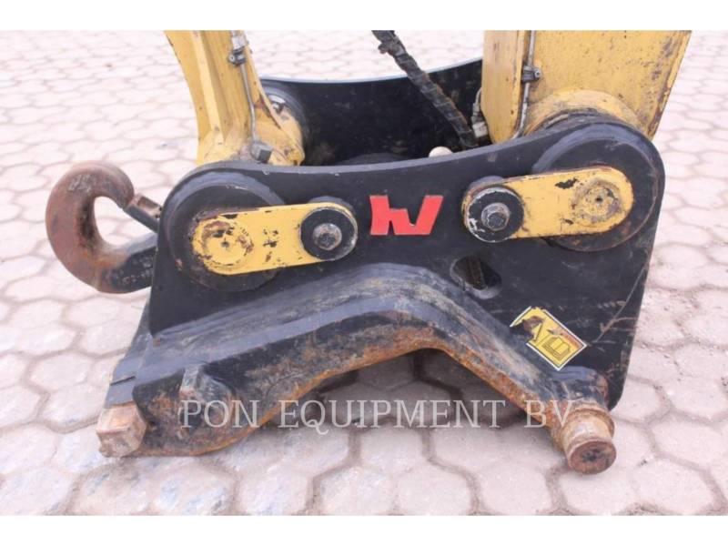 CATERPILLAR ESCAVADEIRAS DE RODAS M313 D equipment  photo 19