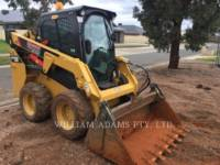 Equipment photo CATERPILLAR 232DLRC 滑移转向装载机 1