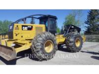 Equipment photo Caterpillar 545DLRC SILVICULTURĂ – EXCAVATOR FORESTIER 1