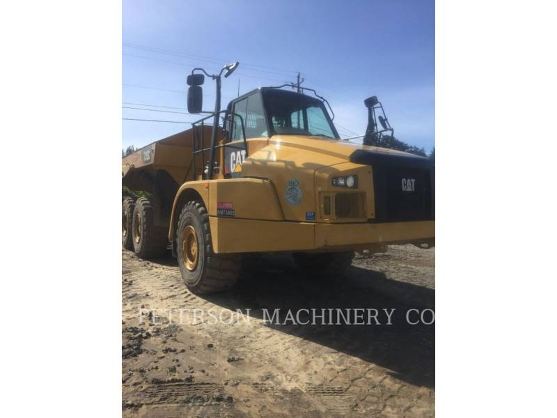 CATERPILLAR CAMIONES ARTICULADOS 735C equipment  photo 2