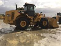 CATERPILLAR PALA GOMMATA DA MINIERA 966 H equipment  photo 4