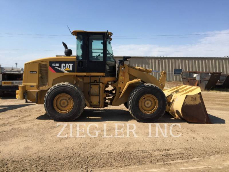CATERPILLAR CHARGEURS SUR PNEUS MINES 938H equipment  photo 6