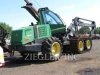 DEERE & CO. FORESTRY - PROCESSOR 1270D equipment  photo 4
