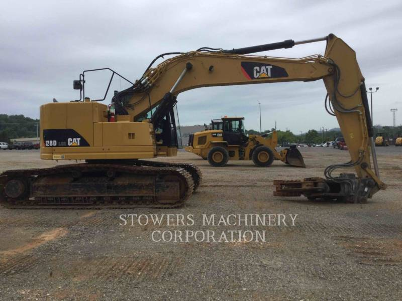 CATERPILLAR TRACK EXCAVATORS 328DL equipment  photo 2