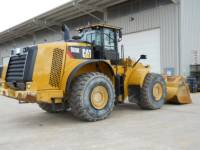 CATERPILLAR RADLADER/INDUSTRIE-RADLADER 980K equipment  photo 8