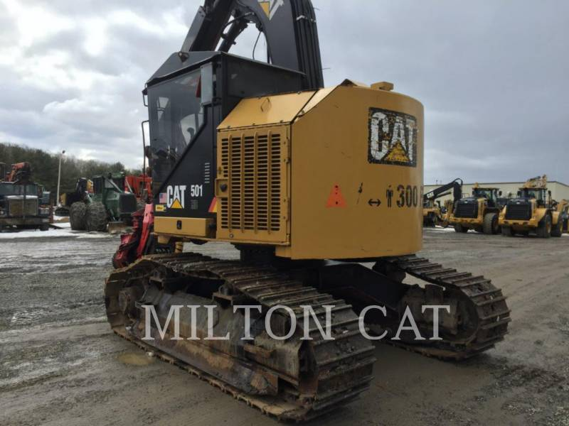CATERPILLAR FORSTWIRTSCHAFT - HARVESTER 501 HD DH equipment  photo 5