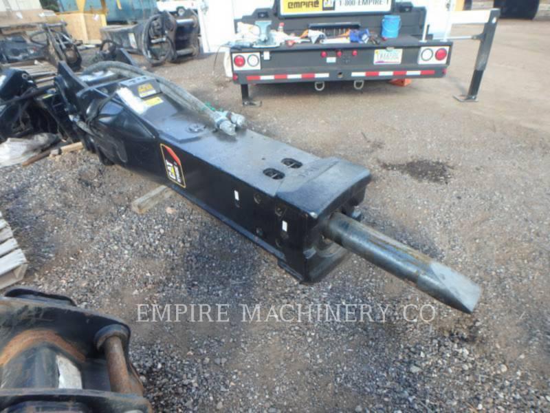 CATERPILLAR WT - MARTEAUX HYDRAULIQUES H160ES equipment  photo 1