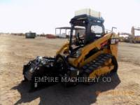 CATERPILLAR MINICARGADORAS 279D equipment  photo 4