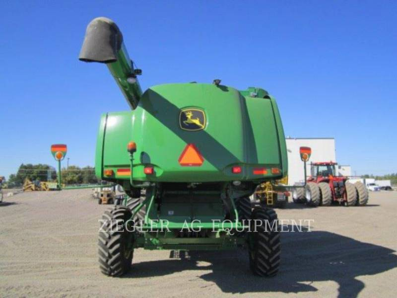 DEERE & CO. COMBINADOS S550 equipment  photo 3