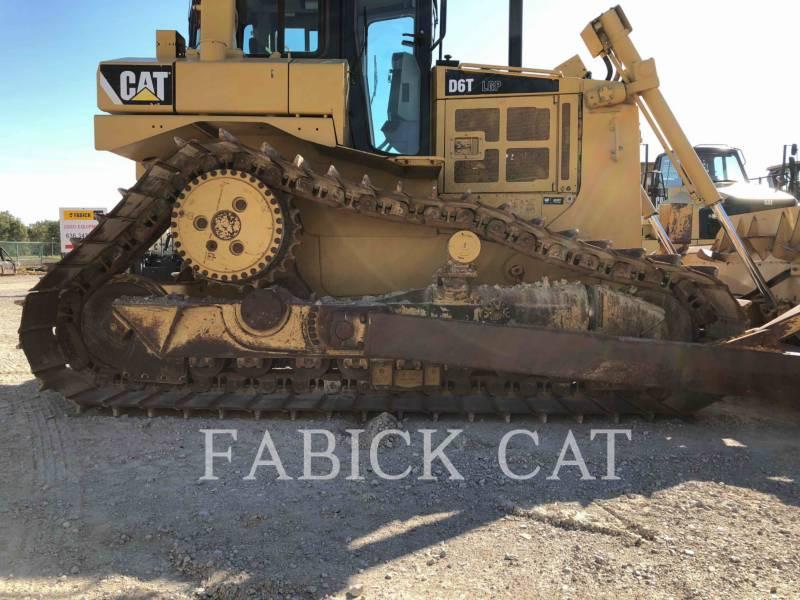 CATERPILLAR TRACK TYPE TRACTORS D6T LGPARO equipment  photo 8