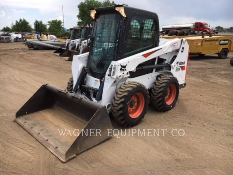 BOBCAT SKID STEER LOADERS S550 equipment  photo 1