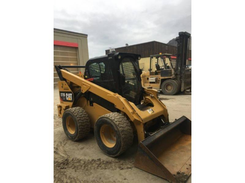 CATERPILLAR SKID STEER LOADERS 272DXHP equipment  photo 2