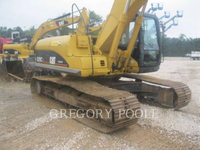 Caterpillar EXCAVATOARE PE ŞENILE 320C L equipment  photo 10
