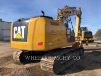CATERPILLAR TRACK EXCAVATORS 320E L CF equipment  photo 6