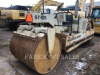 Equipment photo INGERSOLL-RAND ST105 TANDEMWALZEN, STATISCH 1