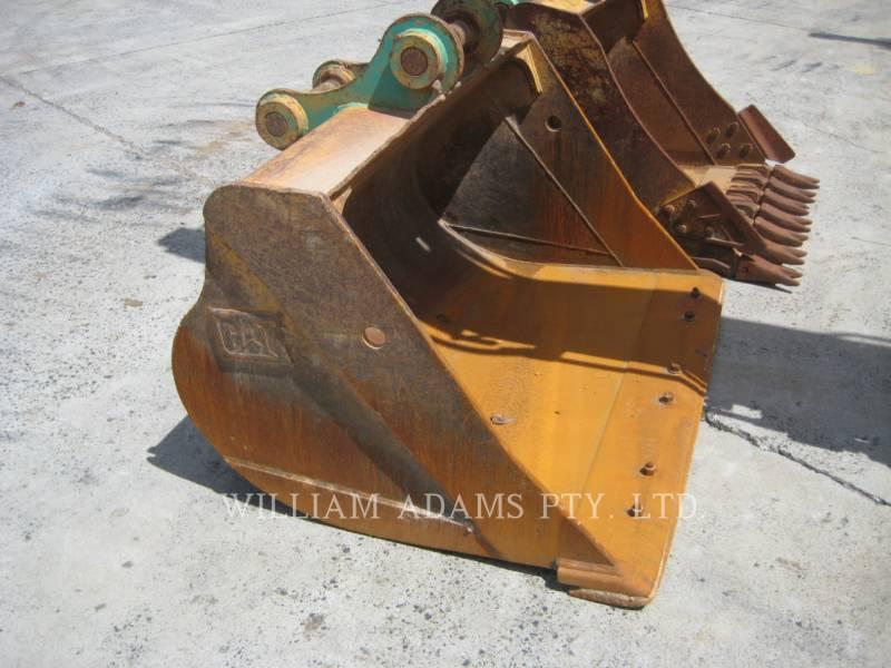 CATERPILLAR KETTEN-HYDRAULIKBAGGER 311 D LRR equipment  photo 11
