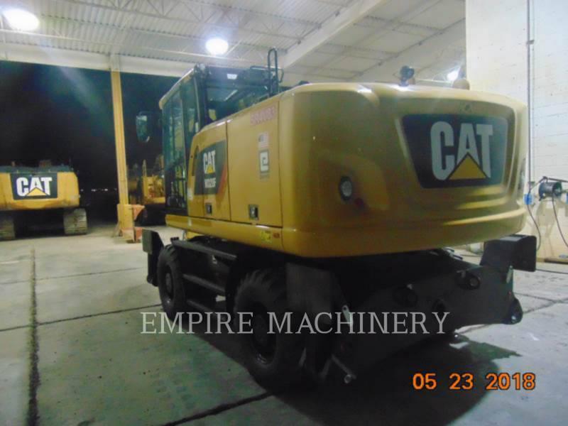 CATERPILLAR WHEEL EXCAVATORS M320F equipment  photo 3