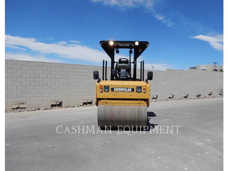 CATERPILLAR ASPHALTVERTEILER CB-434D equipment  photo 5