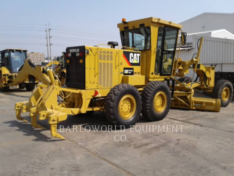 CATERPILLAR NIVELEUSES 12 K equipment  photo 3