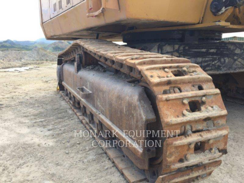 CATERPILLAR KETTEN-HYDRAULIKBAGGER 6015 equipment  photo 23