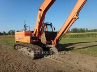 Equipment photo DOOSAN INFRACORE AMERICA CORP. DX225 RUPSGRAAFMACHINES 1